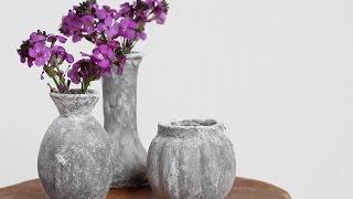 DIY decoratie met betonnen look ★ Muurvuller Action