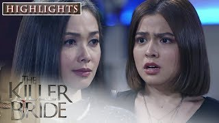 Camila tells Luna that she is Vida | TKB (With Eng Subs)