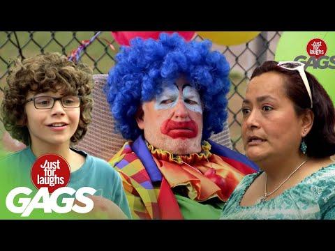 Best of Kid Pranks Vol. 4 | Just for Laughs Compilation