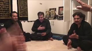 Gambar cover Zikr e Abbas a.s. Mere Lab Pe   SAYYED ZAIRE NAQVI   Reciting at M Ali Bhai Pickering Canada