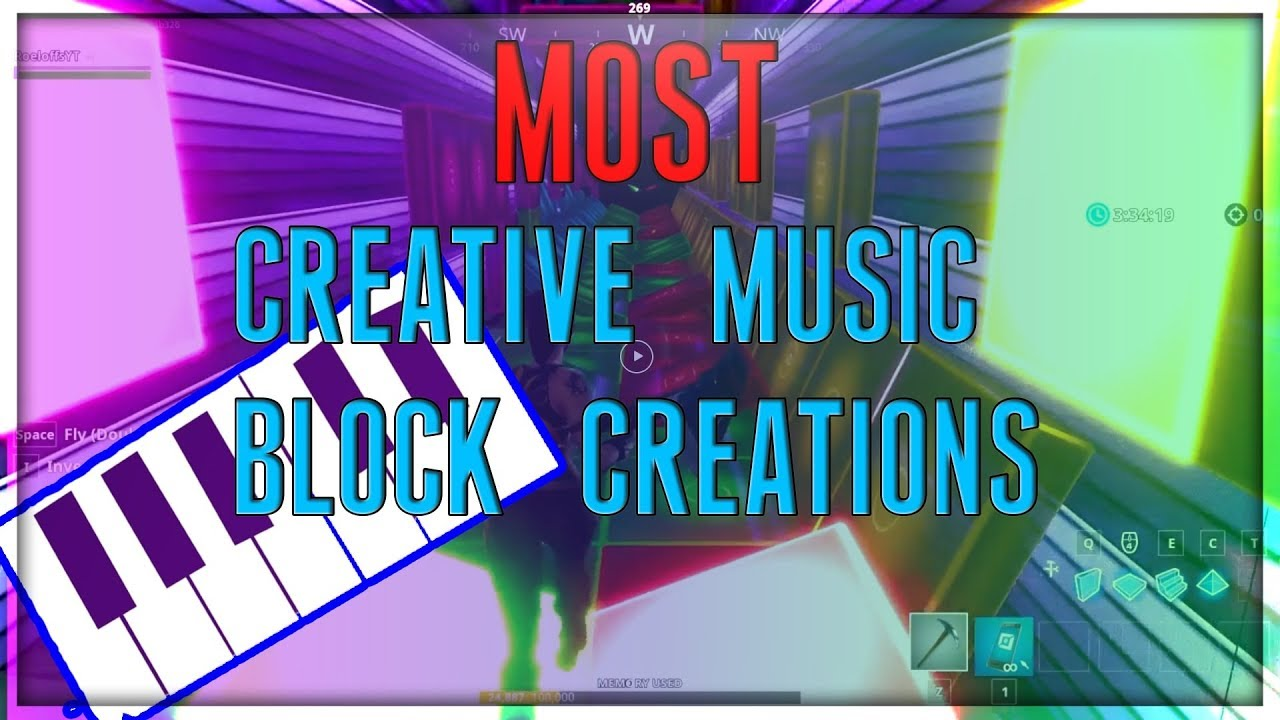 mcjaggers newmusicblocks - fortnite alia intro creative code
