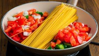 Una cena rápida puede estar hecha sólo con pasta! 4 recetas rápidas con pasta| Cookrate - Español