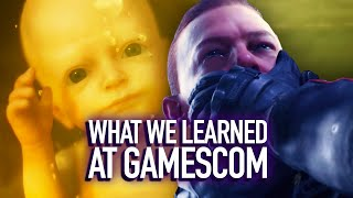 Death Stranding - Here's Everything We Learned From The Gamescom Demo
