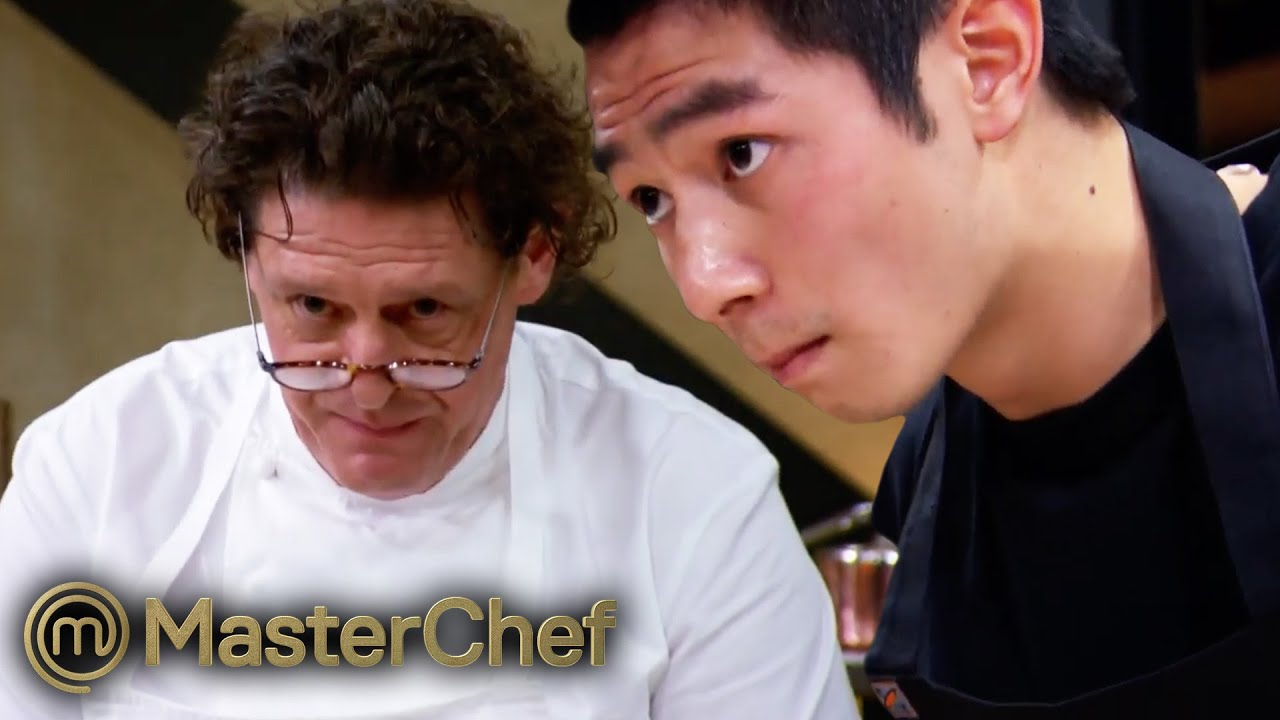 How to Cook with Marco Pierre White! | MasterChef Australia
