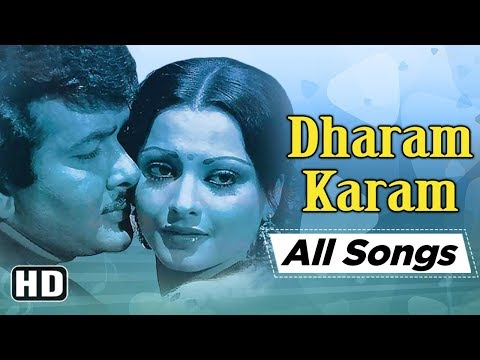 All Songs of Dharam Karam - Raj Kapoor -...