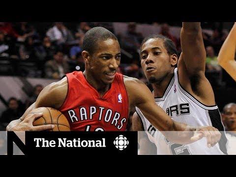 DeMar DeRozan and Kawhi Leonard traded, shocking NBA and Raptors fans