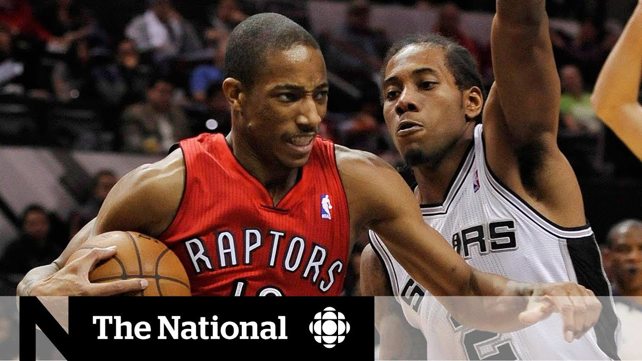 DeMar DeRozan and Kawhi Leonard traded, shocking NBA and Raptors fans