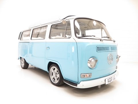 An Adorable RHD VW Type 2 Dormobile Bay Crossover Motor Caravan - SOLD!