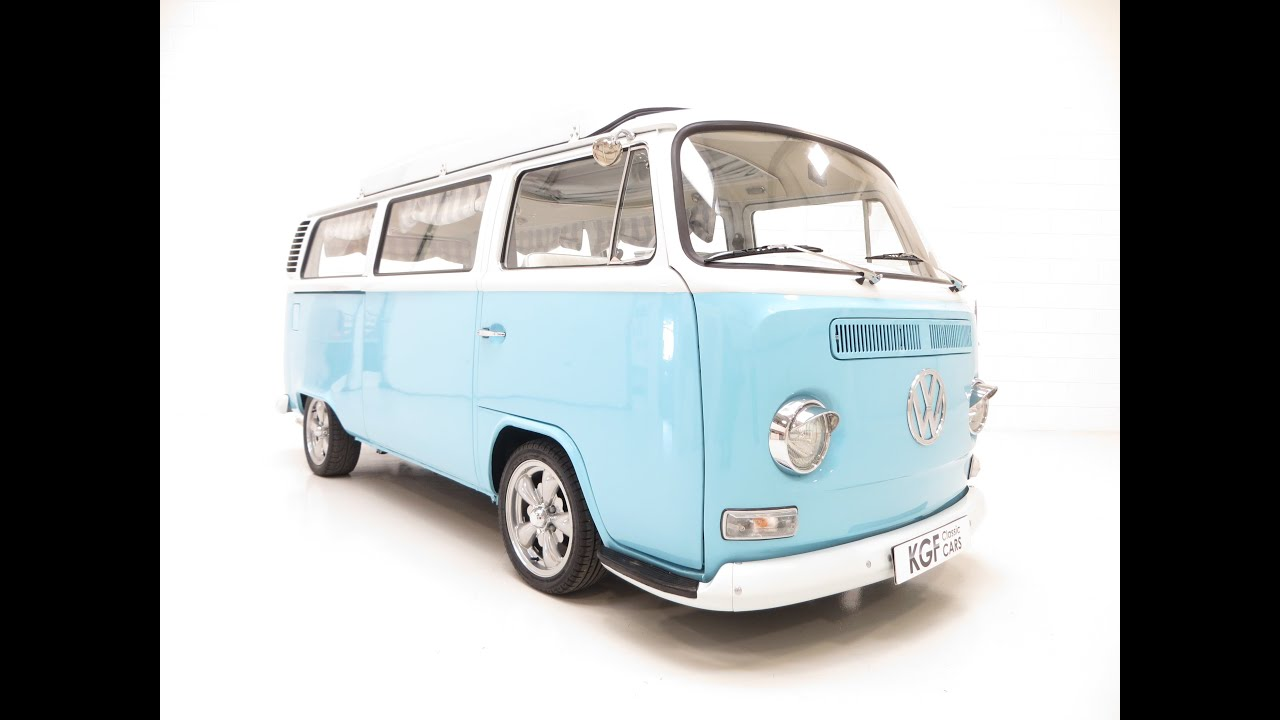 269af13462 An Adorable RHD VW Type 2 Dormobile Bay Crossover Motor Caravan ...