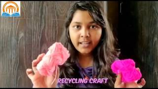 World Environment Day | Recycling Bottle Craft