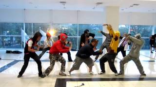 Ultraman Dance 踊ってみた - Indonesia -