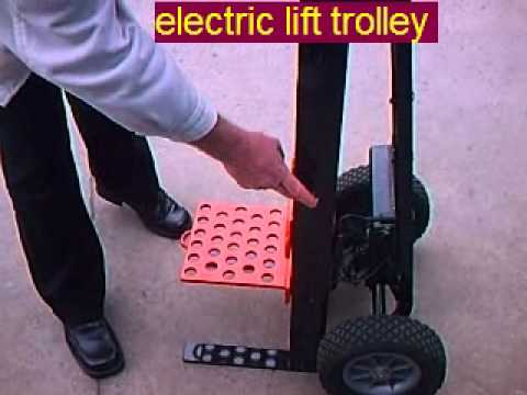 Lift Trolley Call 1 300 795 512 Youtube