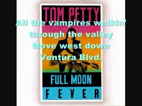 Tom Petty - Free Fallin' (Lyrics)