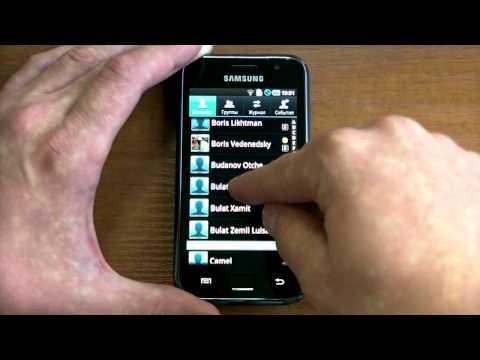 """Гуглофон"" Samsung Galaxy S - обзор от Droider.ru"