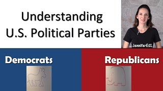 U.S. Political Parties - Talking Politics in American English - Vocabulary