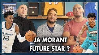JA MORANT, FUTURE STAR DE LA LIGUE ? NBA First Day Show 90