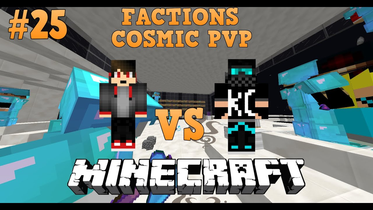 Royal vs konvictedcraft quot minecraft factions cosmic pvp forgotten
