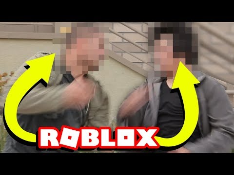 ROBLOX YOUTUBERS GET IN A FIGHT