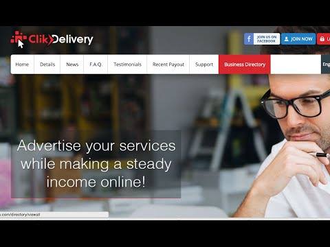 Clikdelivery | How does Clickdelivery works and what is the plan and who is the owner Ilyas Noukaila