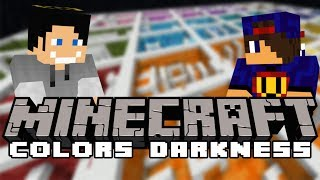 Minecraft Parkour: Color's Darkness #3 w/ Undecided