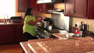 Easy Peach Cobbler Recipe (cooking With Carolyn)