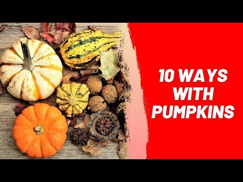 10 Ways with Pumpkins