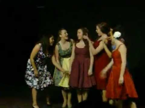America (West Side Story) - Cabaret version