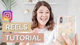 INSTAGRAM REELS TUTORIAL | How to Make Instagram Reels