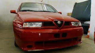 155 GTA Stradale - il Santo Graal - Davide Cironi Drive Experience