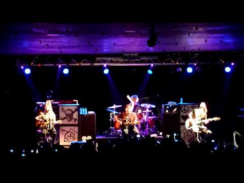 Black Stone Cherry - Stay (acoustic) - Liverpool O2 Academy - 15/03/2012 mp3
