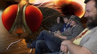EEGA Ending Scene Reaction