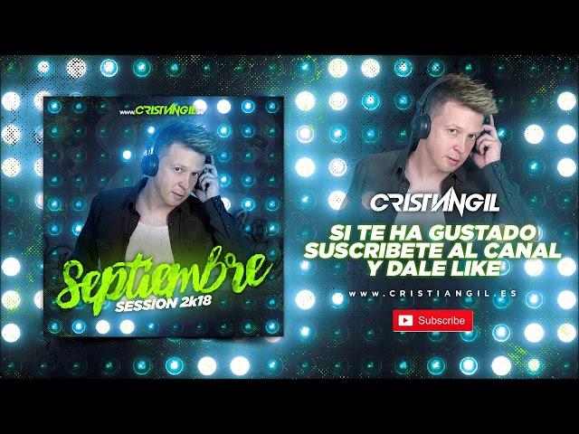 02 SESSION SEPTIEMBRE 2018 DJ CR
