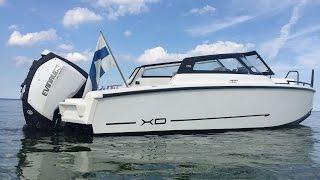 XO 250 mit 300 PS E-TEC