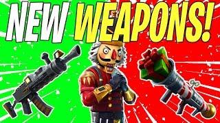 CRACKSHOT HERO - WINTER WEAPON SET COMING SOON! 👏 d'actualités 👏 Bonus (fr) Fortnite Save The World Nouvelles