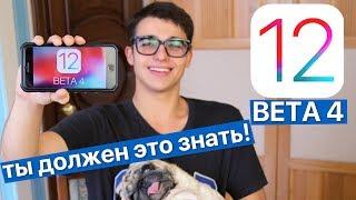 iOS 12 Beta 4 – что нового? Самый полный и честный обзор