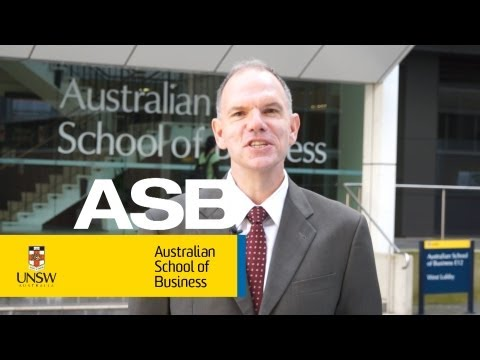 Australian School of Business - Dean's Welcome 2013