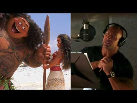Moana: Youre Welcome Digital Bus Feature  Behind the Scenes