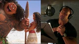 Moana: You're Welcome Digital Bonus Feature - Behind the Scenes thumbnail