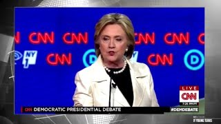 The Biggest Mistake At The Democratic Debate?