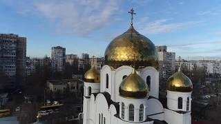 Праздник святителя Спиридона в Одессе