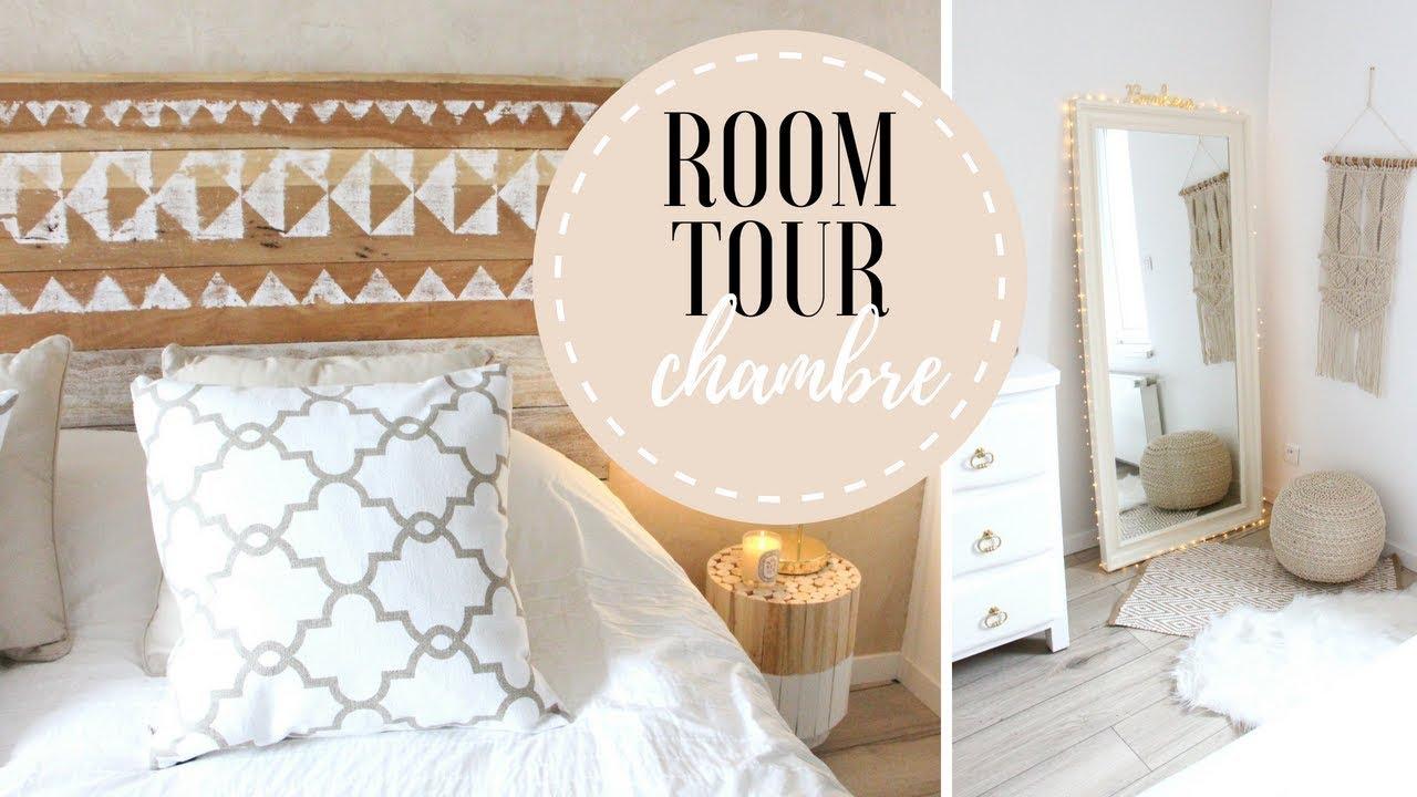 Aménagement & décoration de la chambre - YouTube