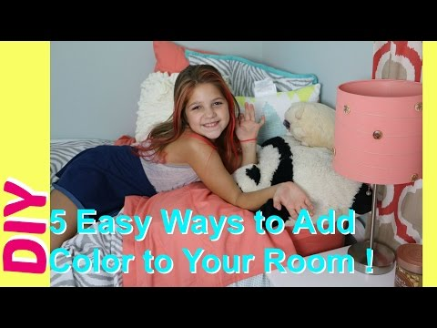 5 DIY Room Decor | Easy Ways to Add Color to Girls Bedrooms | Decorating Kids Room Jazzy Girl Stuff<a href='/yt-w/Zerjlg2yQWM/5-diy-room-decor-easy-ways-to-add-color-to-girls-bedrooms-decorating-kids-room-jazzy-girl-stuff.html' target='_blank' title='Play' onclick='reloadPage();'>   <span class='button' style='color: #fff'> Watch Video</a></span>