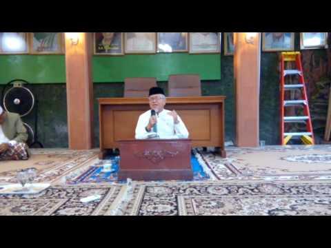 KH. Syarifudin A. Ghani - Ngaji Selasa Pagi 6 Sep 2016