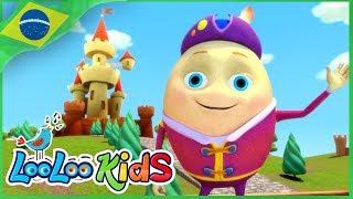 Humpty Dumpty - Músicas Para Crianças