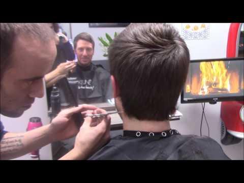 Lifestyle of a Rockstar weekly hair cut .Jayhair1