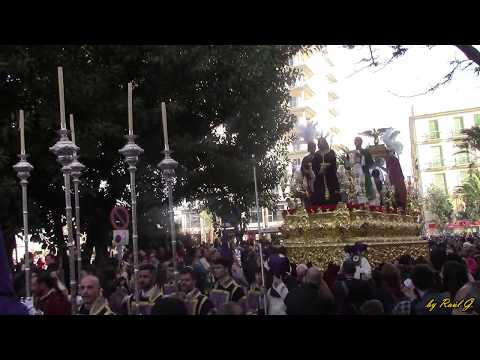 Montaje Sentencia de Cádiz con CCTT Jesús Nazareno de Huelva