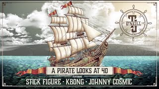 "Stick Figure - ""A Pirate Looks at 40"" (Reggae Version) [with TJ O'Neill, KBong & Johnny Cosmic]"