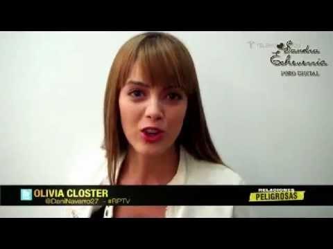 """Olivia Closter """"Confesiones Peligrosas"""""""