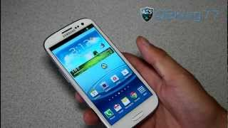 Reset Custom Binary Flash Counter on Samsung Galaxy S III with TriangleAway