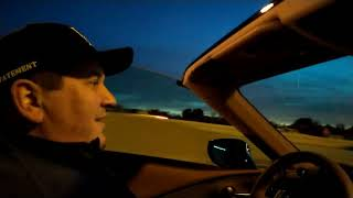 Lexus LC500 Tunnel Blasting - Merry Christmas ⛄🎄